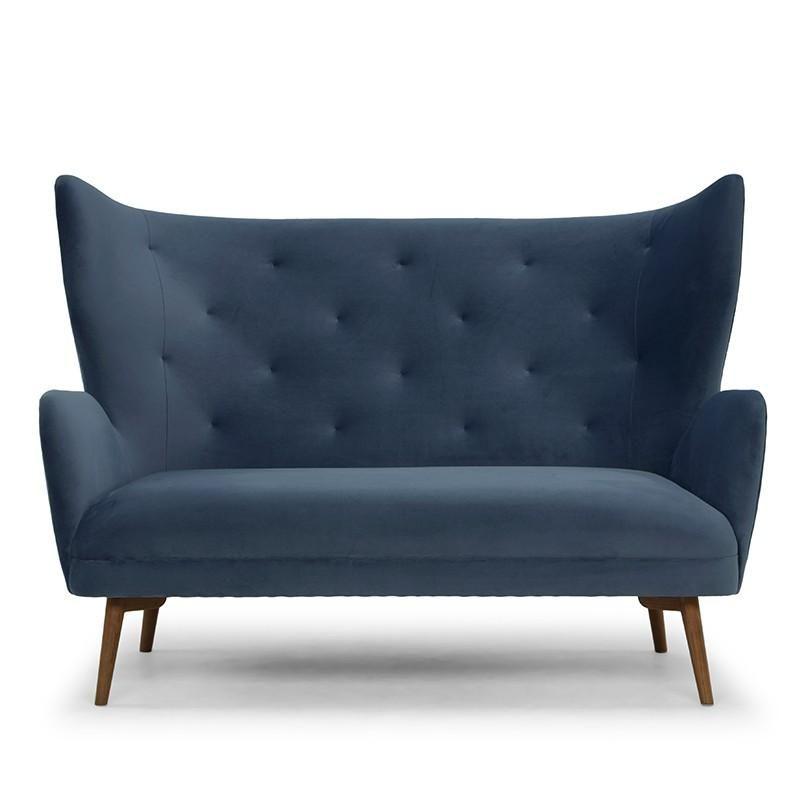 Klara Sofa in Dusty Blue design by Nuevo in 2019 | FFE ...