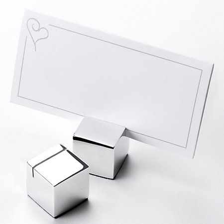 NEW Place Card Holders For Your Wedding!   Bu0026G Blog
