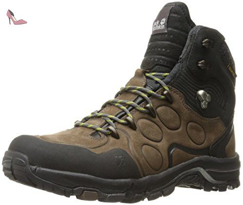 Boot 9 Mid Chaussures Mocca Prime Wolfskin Altiplano Jack Mens F0XBq6T