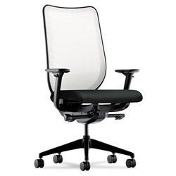 HON Nucleus Series Work Chair, Fog ilira-stretch M4 Back, Black Seat by Hon, http://www.amazon.com/dp/B005HJRLPG/ref=cm_sw_r_pi_dp_cOEzsb1AS1WAE