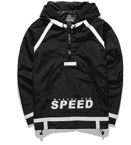 Black Reflective Jacket