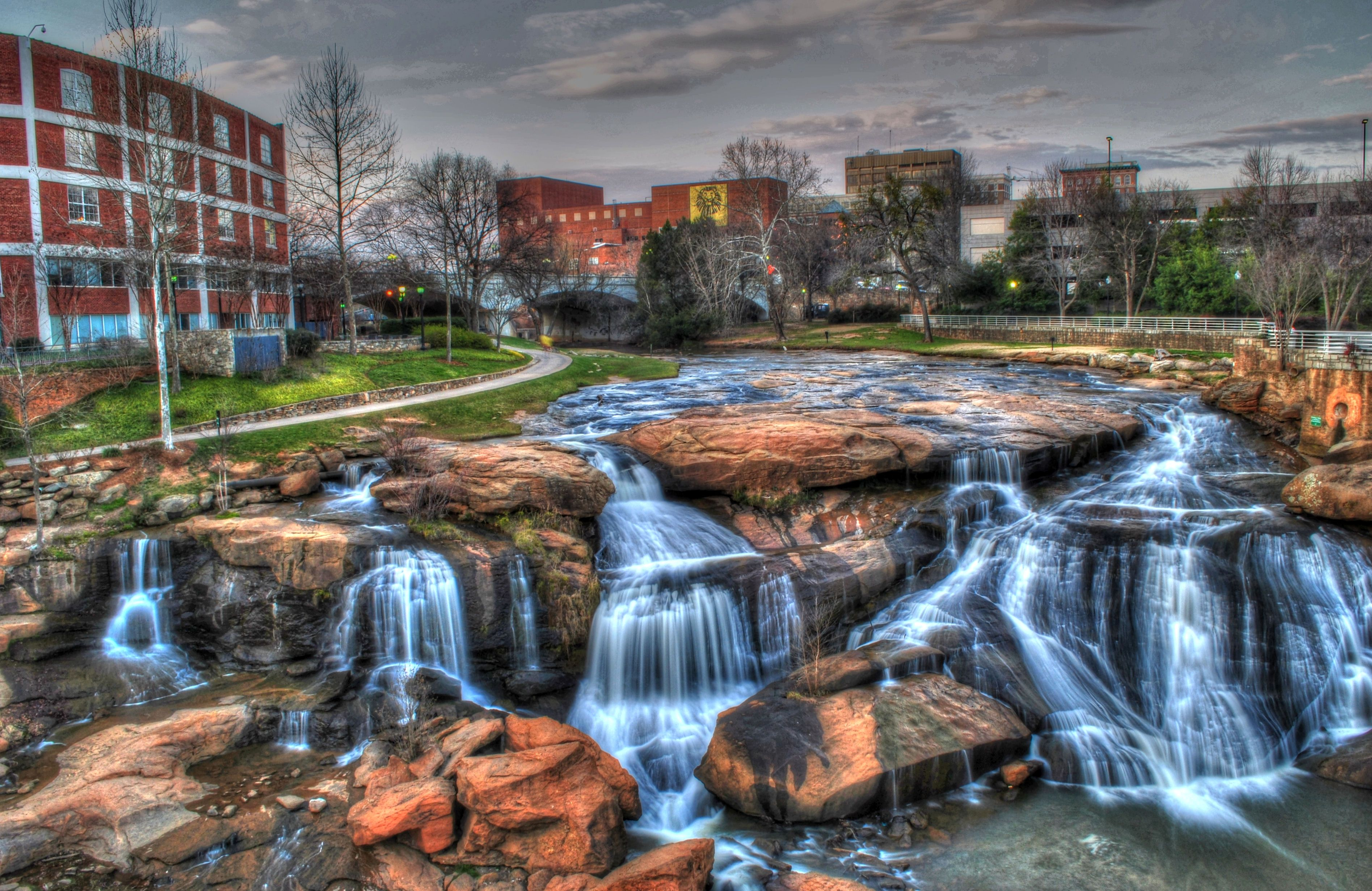 Falls ParkGreenville SC National and Local Weather
