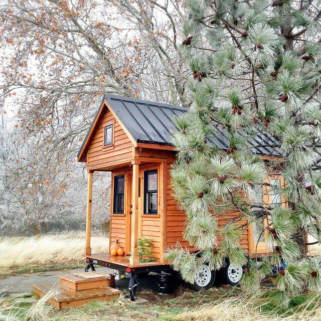 construire sa tiny house maison bois pinterest construire g n ration et comment construire. Black Bedroom Furniture Sets. Home Design Ideas