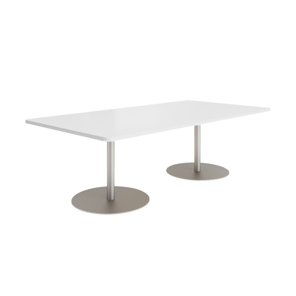 Rectangular Conference Table The Groupwork Rectangular Conference - Portable conference table
