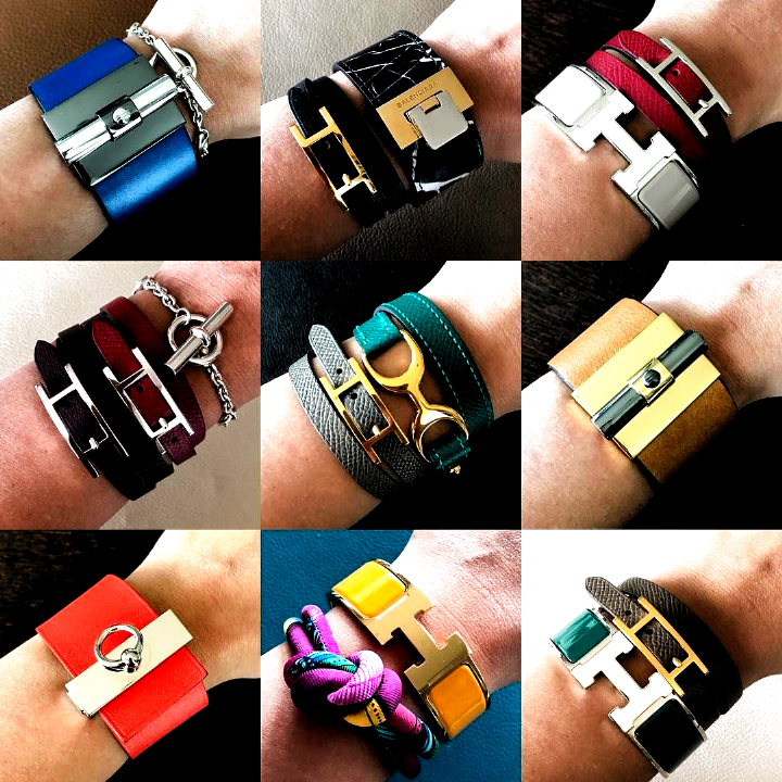 Hermes Bracelet -- @Annette Howard Howard Stasi made this a reality for my  birthday this year!!!!!!!!! #Brace… | Hermes bracelet, Hermes jewelry, Hermes  accessories