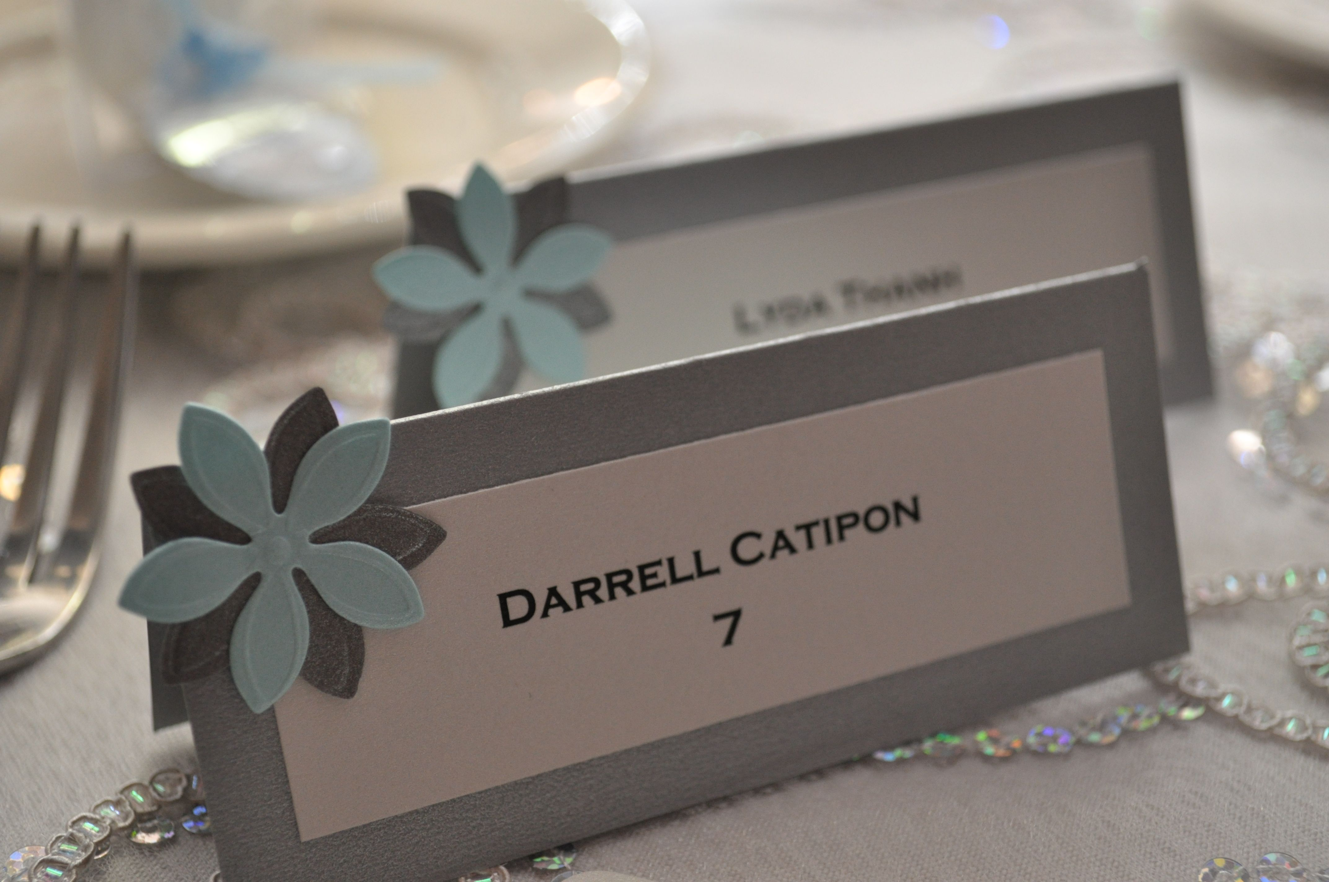 Placecards Placecards Summer DIY Show ideas