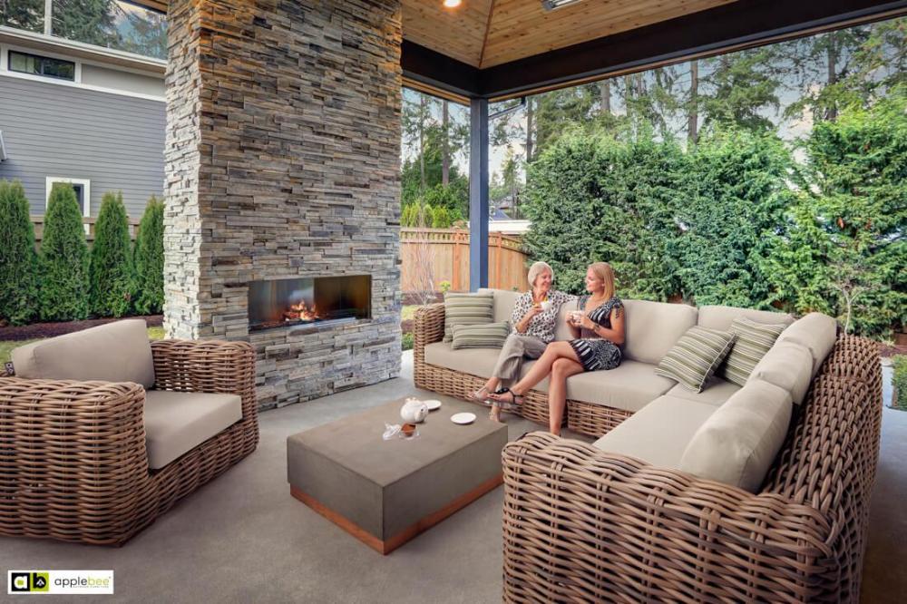 Giant Meble Ogrodowe Technorattan Zestaw Wypoczynkowy Sklep Internetowy Twojasiesta Pl Patio Furnishings Outdoor Furniture Outdoor Design