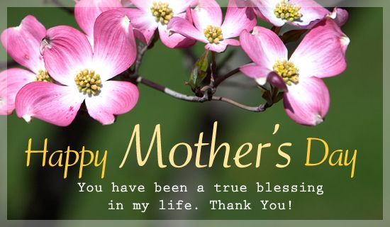 free true blessing ecard email free personalized mother s day