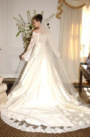 Amazing Princess Diaries 2 Wedding Dress