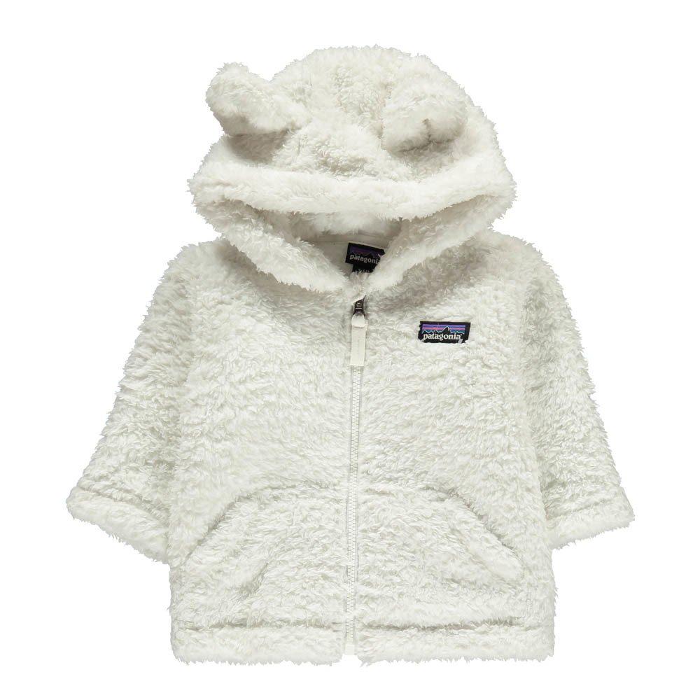 Faux Fur Ear Hoodie White Patagonia Fashion Baby Children Baby Girl Sweatshirt Baby Fashion Girl Sweatshirts [ 1000 x 1000 Pixel ]