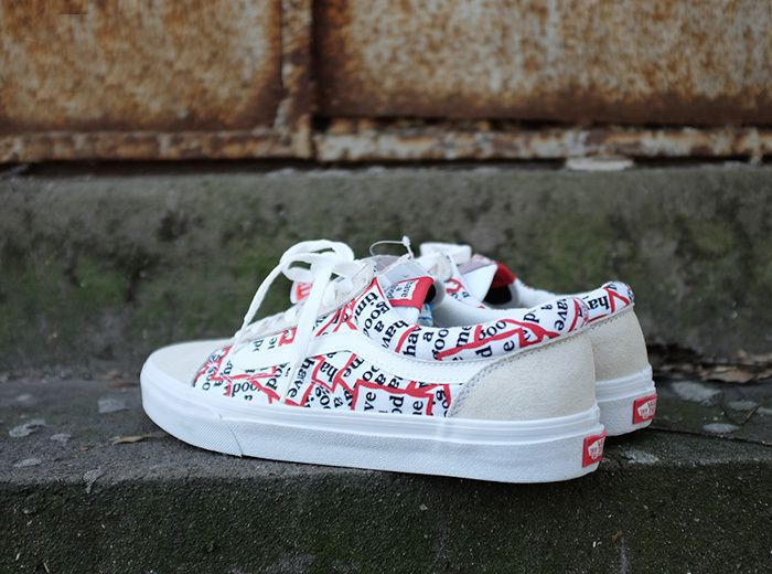 VANS X Have A Good Time Limited Edition Crystal Bottom Vulcanized OS Board  Shoes XH09  36-44   Support for All Certifications  26  Vans c1651ca3ccea