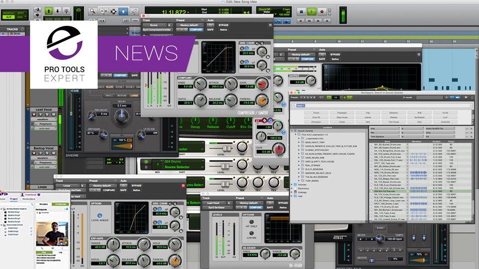 software world : Avid Pro Tools 12 8 + Crack For {Windows & Mac OSX