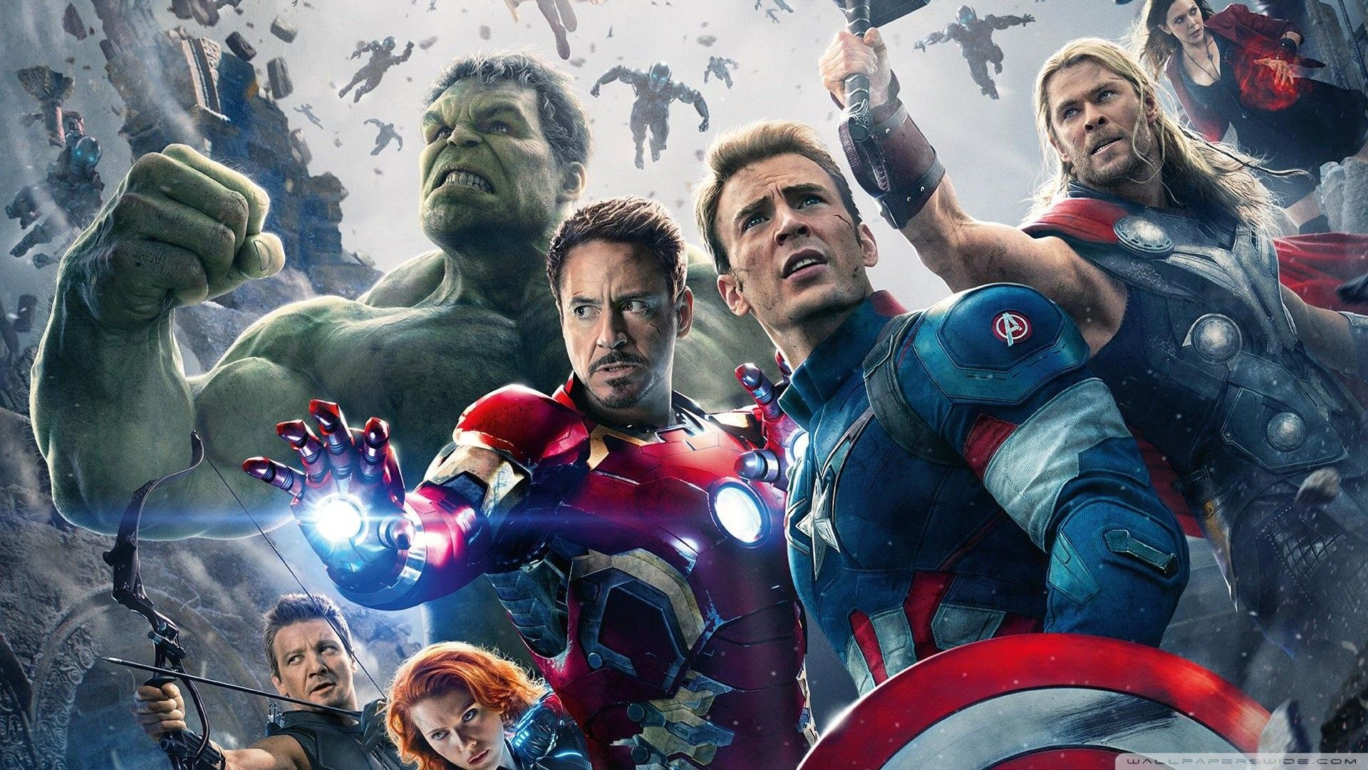 1920x1080 Marvels Avengers Age Of Ultron Hd Wide Wallpaper For