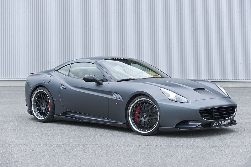 Hamann Ferrari California | Ferrari on Pinterest | Pinterest ...