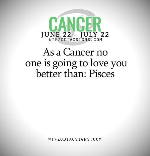 cancer and Pisces, forever kinda love | Written in the stars