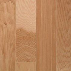 Natural Vintage Hickory 3 8 Inches Thick X 4 1 4 Inches Width X Random Length Engineer Engineered Hardwood Flooring Hardwood Floors Engineered Wood Floors
