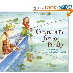 A Fishing Gift for Grandpa - from Grandsons