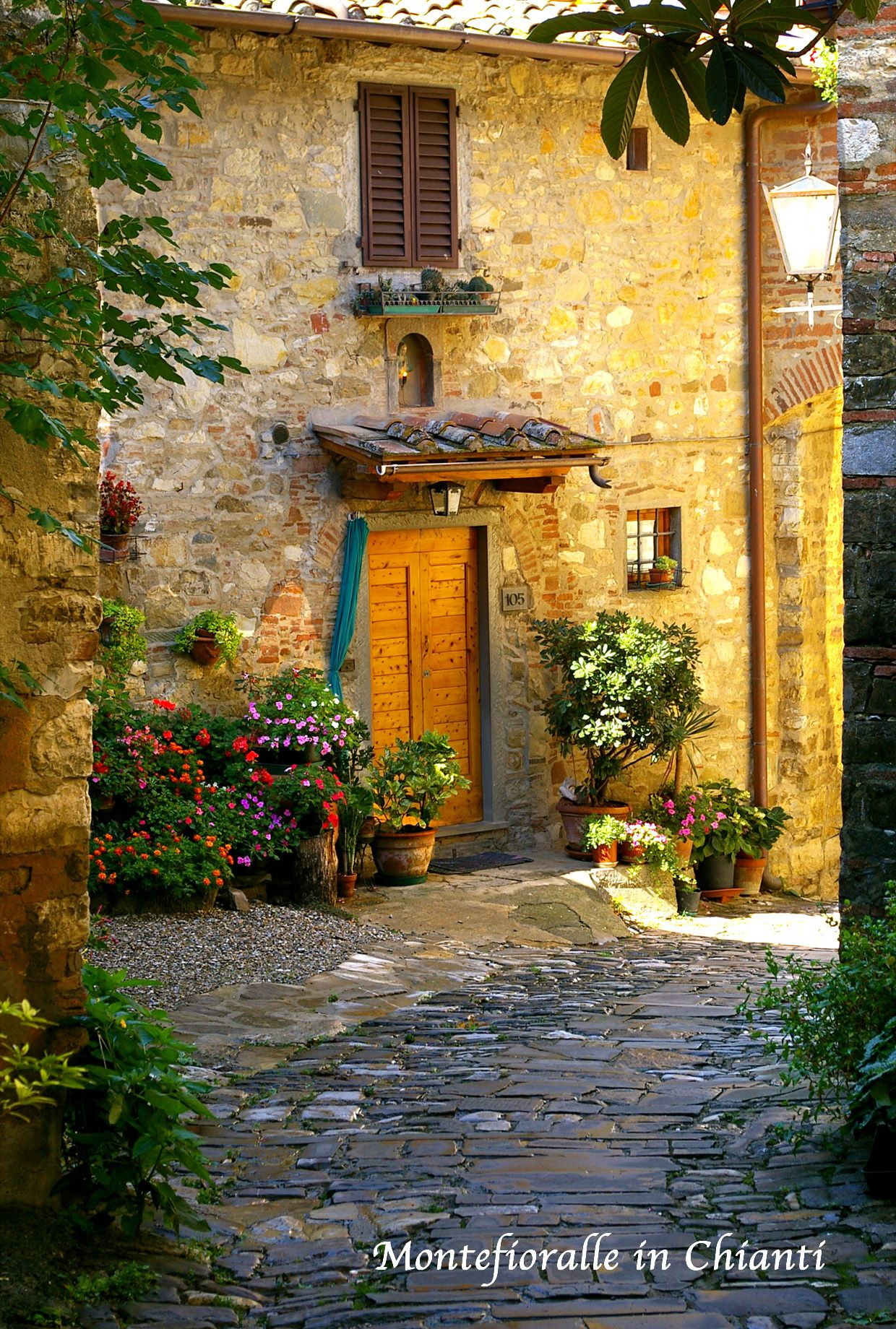 montefiorialle beautiful small village in tuscany a tuscan rh pinterest com