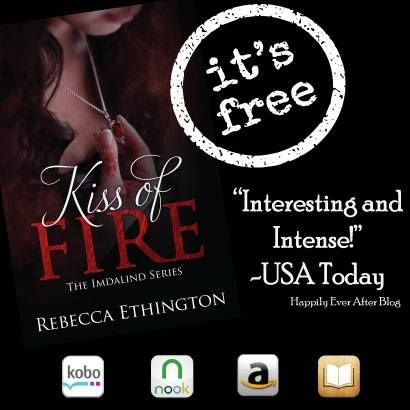 Rebecca Ethingtons First Book Of The Imdalind Series Is Free Go