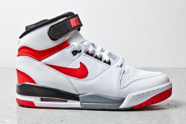 838ea7049c8 NIKE AIR REVOLUTION (WHITE RED) - This just reminds me of a couple of other  pairs.