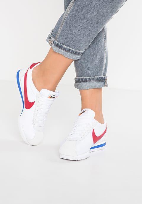 new concept 82437 3460a Pedir Nike Sportswear CLASSIC CORTEZ NYLON PREMIUM - Zapatillas - white varsity  red varsity royal por 79,95 € (4 06 17) en Zalando.es, con gastos de envío  ...