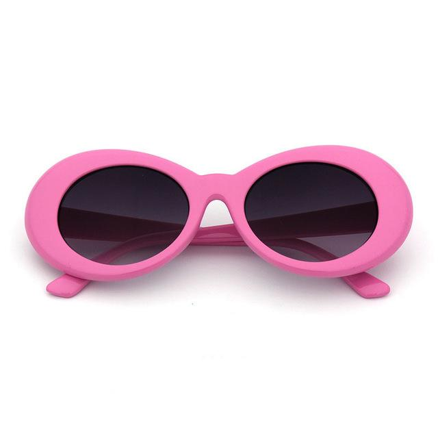 184df3ff6ef UVLAIK Men Women Clout Goggles Glasses UV400 Mirrored NIRVANA Kurt Cobain  Sunglasses Classic Fahion Female Male Sun Glasses