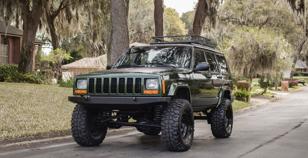 1998 Jeep Cherokee in eBay Motors, Cars & Trucks, Jeep