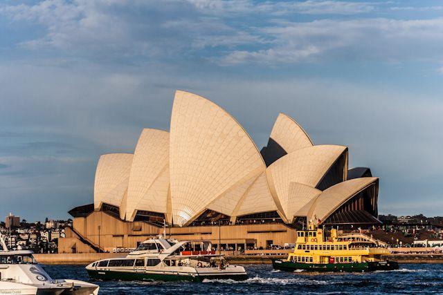 Arquitectura contemporánea, nuestros favoritos: opera de Sidney