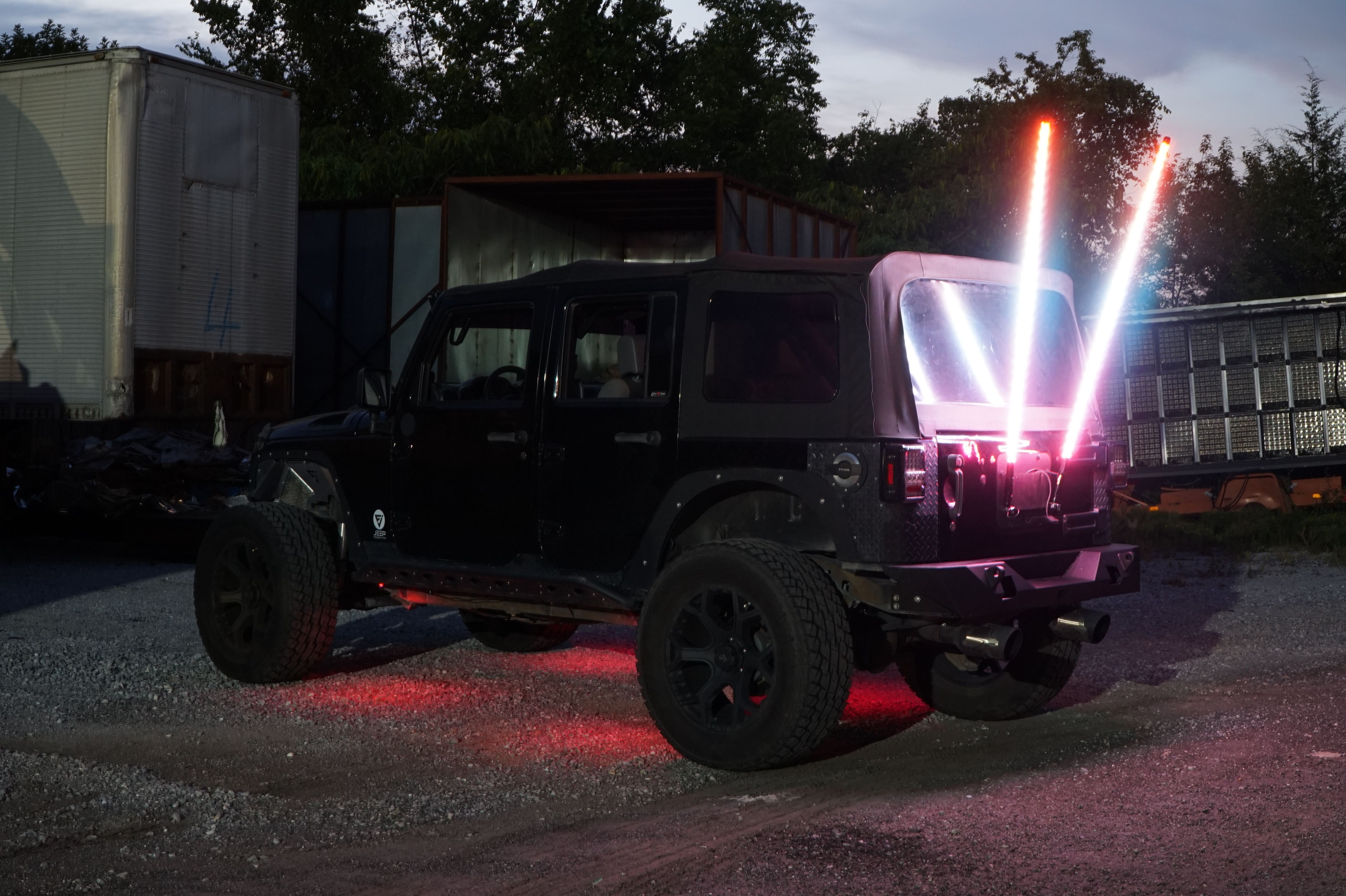 Led Whip Lights For Jeeps And Atv S In 2020 Jeep Jeep Photos Monster Trucks