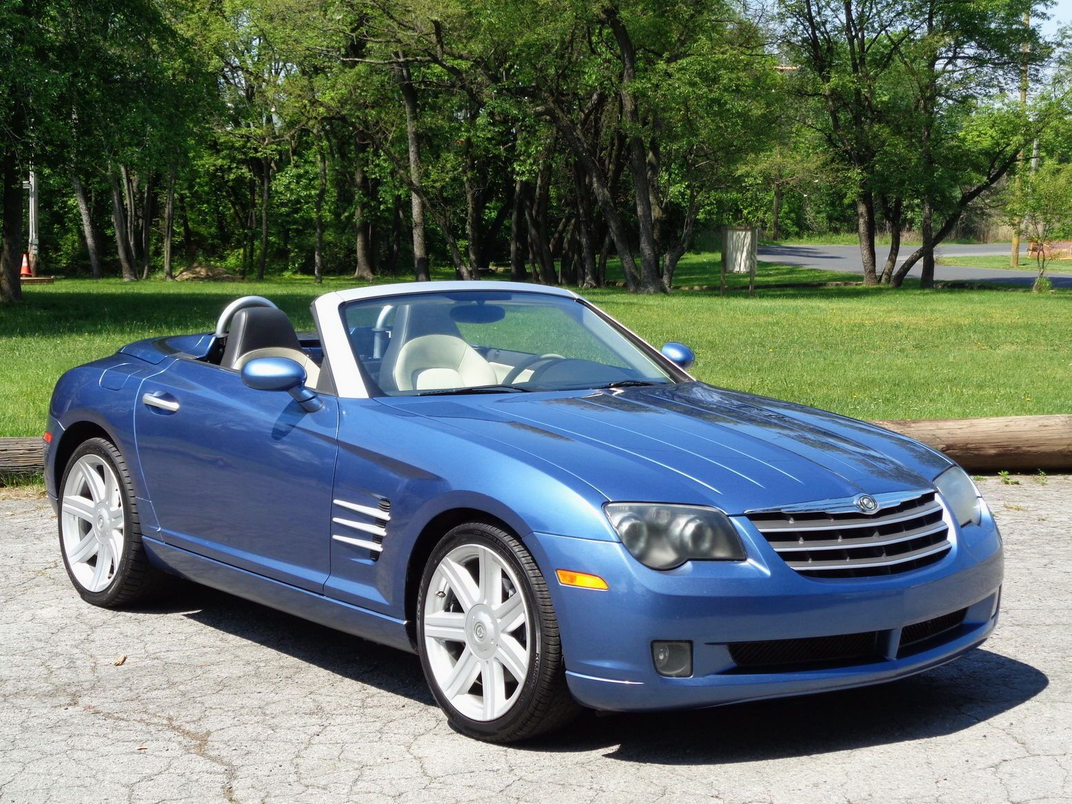 Pictures Of Chrysler Crossfire 2004 2004 Chrysler Crossfire