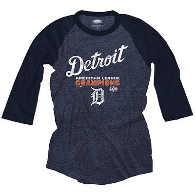 Majestic Threads Detroit Tigers 2012 MLB American League