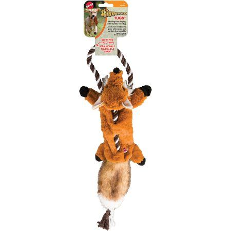 Pets Fox Dog Spotted Animals Dog Toys