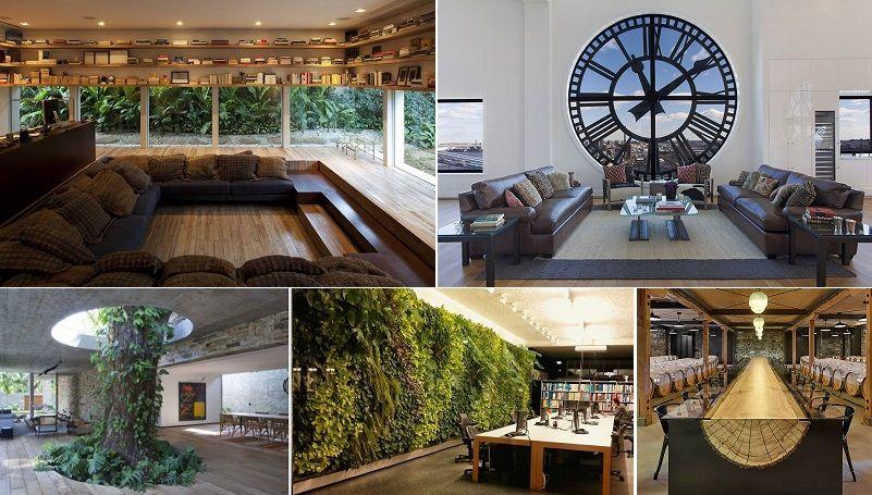 amazing-interior-design-1 | Unconventional Homes!?! | Pinterest ...
