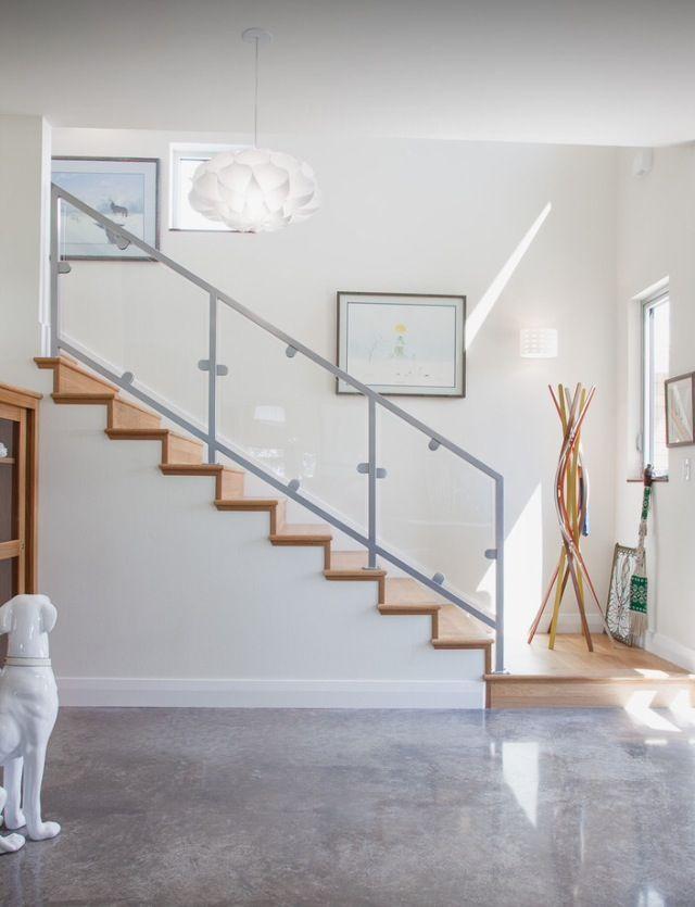 Escaleras edificios escaleras y rampas pinterest - Revestimiento para escaleras ...