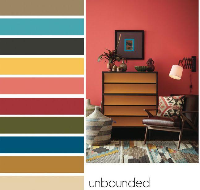 4 color trends for interiors 2017 house ideas living room rh pinterest com