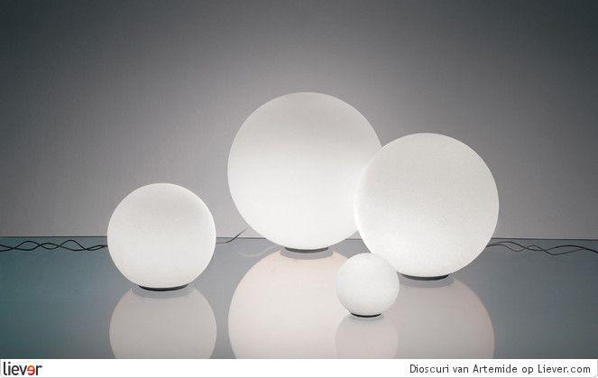 Artemide Dioscuri - Artemide verlichting & lampen   Lighting ...