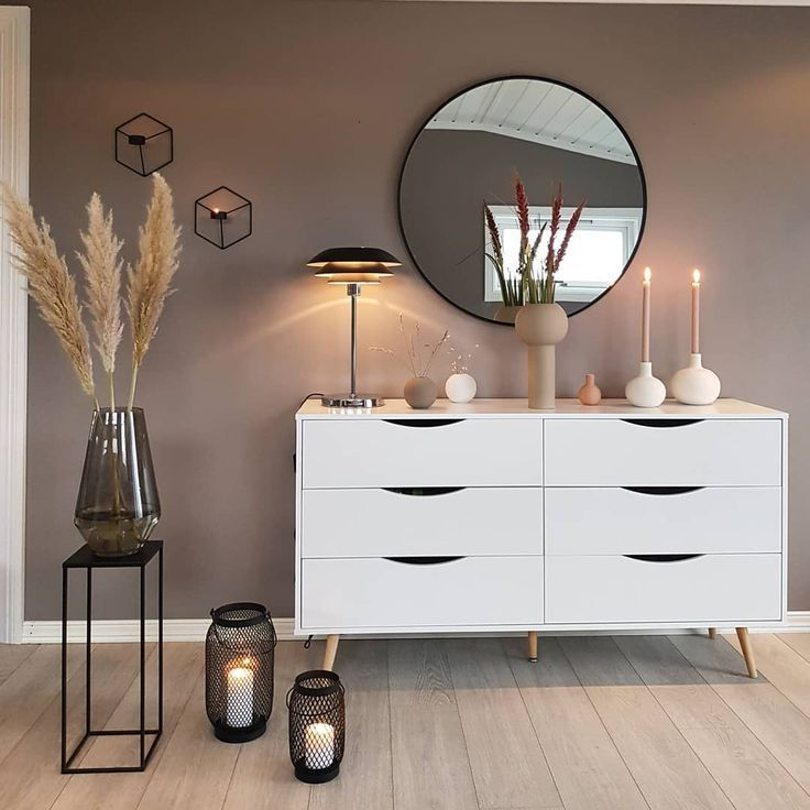 Photo of Scandi chest of drawers #hausdekoeingangsbereich Scandi chest of drawers