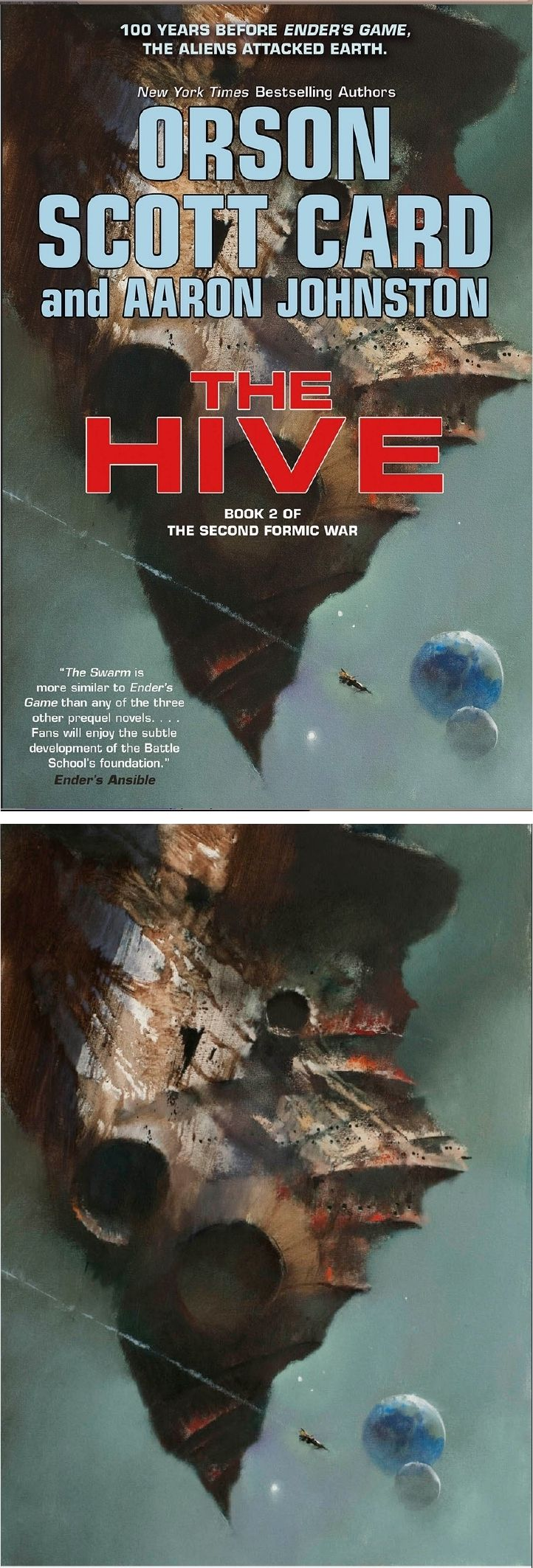JOHN HARRIS The Hive (Second Formic War 2) by Orson