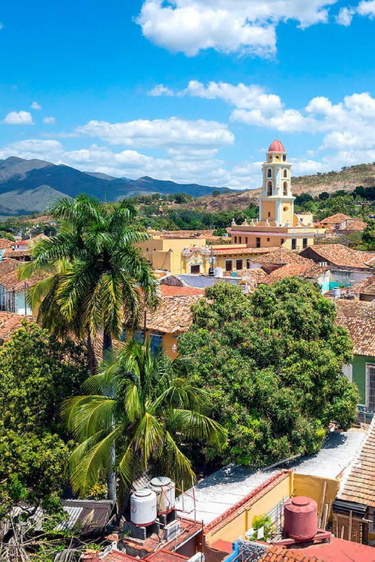 discovering the magic of trinidad cuba s colorful colonial city rh pinterest com