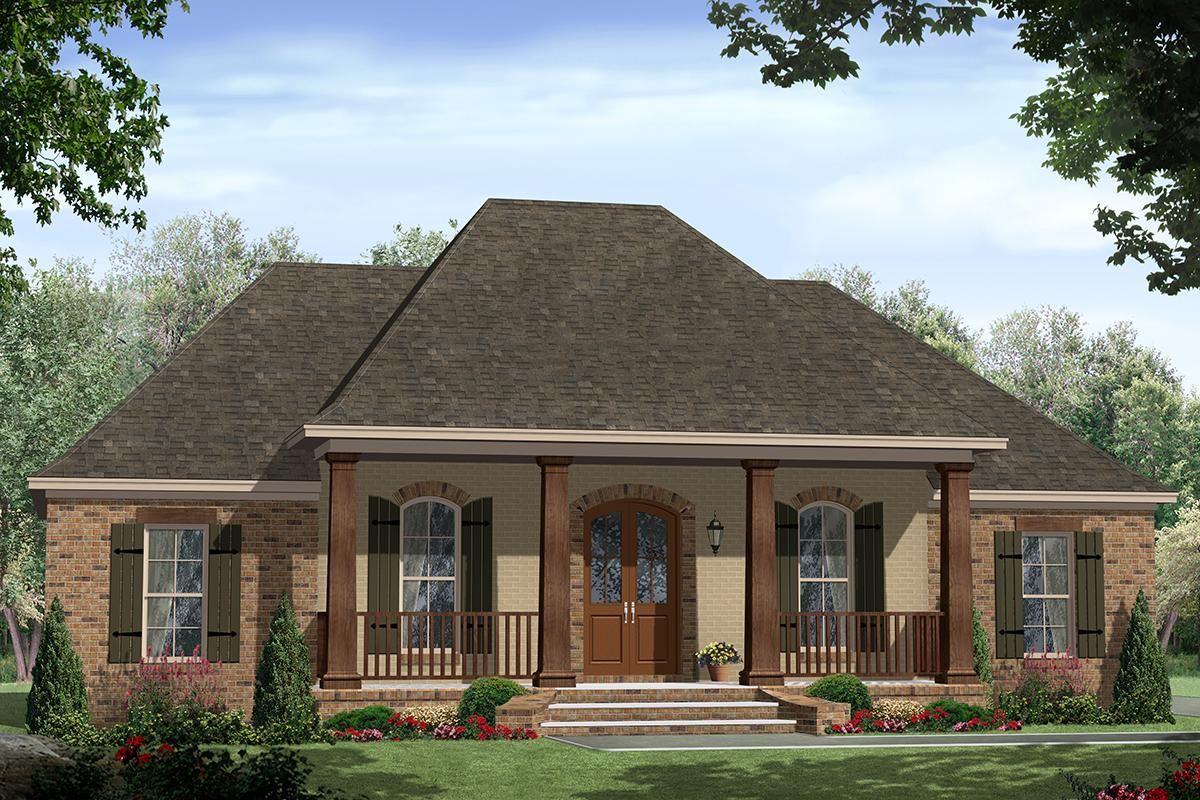 House Plan 348 00278 Traditional Plan 1 870 Square Feet