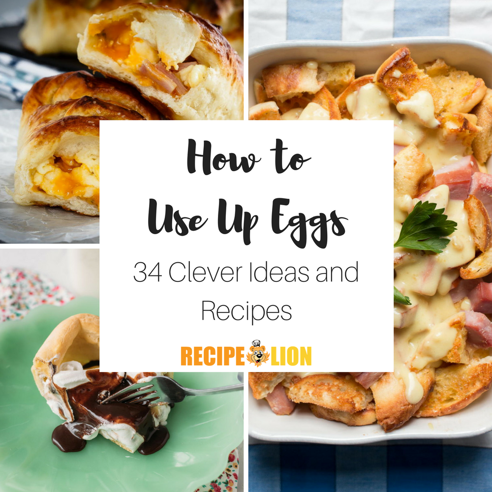 How To Use Up Eggs 34 Clever Ideas And Recipes Food