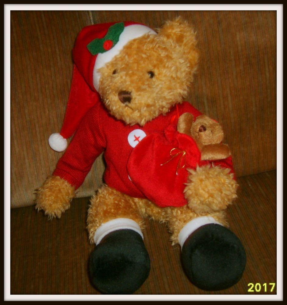 Teddys RUSS BERRIE Teddy Teddybär Bär   !! NEU !!!