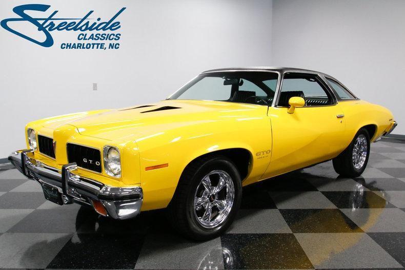 1973 pontiac gto tribute pontiac s pinterest cars rh pinterest com