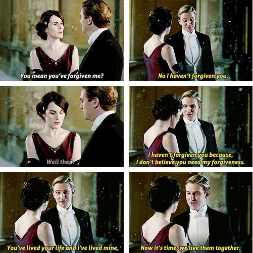 The Most Beautiful Part Of Downton Abbey Season 2...oh