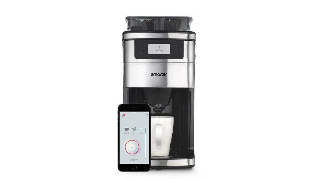 Tchibo küchengeräte ~ Smarter coffee kaffeemaschine küchengeräte die