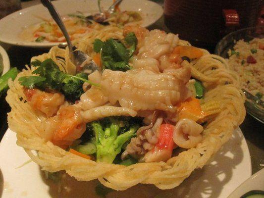 Seafood Bird S Nest Yelp Jasmine Restaurant Chinese Restaurant Restaurant