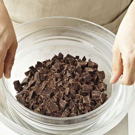Dark chocolate!