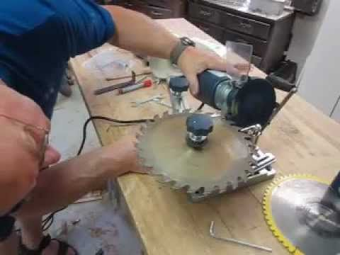 Chicago Electric, Harbor Freight circular blade saw