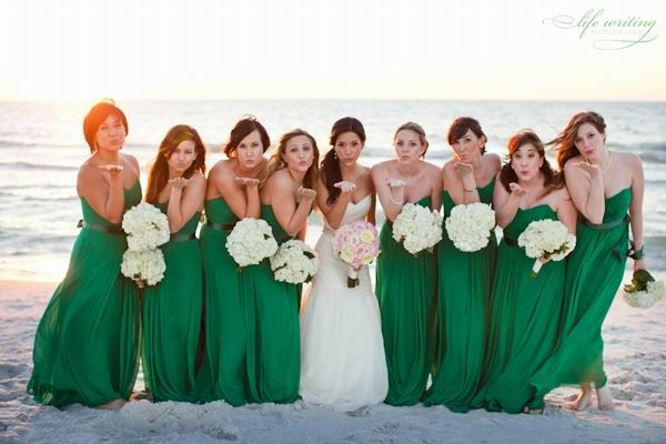 Top 6 Fall Wedding Color Combinations Bridesmaid Dresses Trends