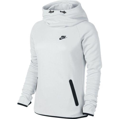 Nike Women's Tech Fleece Funnel Hoodie Dick's Sporting Goods
